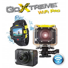 GoXtreme® WiFi Pro Full HD Action Cam Vejl. 2599,- Tilbud 999,-